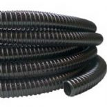 "3/4"" BLACK FLEXIBLE WASTE WATER HOSE 30M"